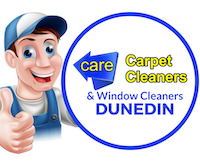 Logo Footer, Care Carpet Cleaners, Dunedin