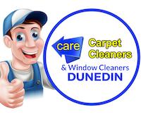 Logo Footer, Care Carpet Cleaners, Dunedin